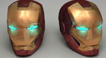 Modelling Iron Man helmet using 3ds max