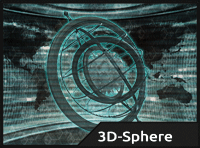 3D-Sphere Material Library for 3DsMax
