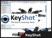 Luxion introduced KeyShotVR