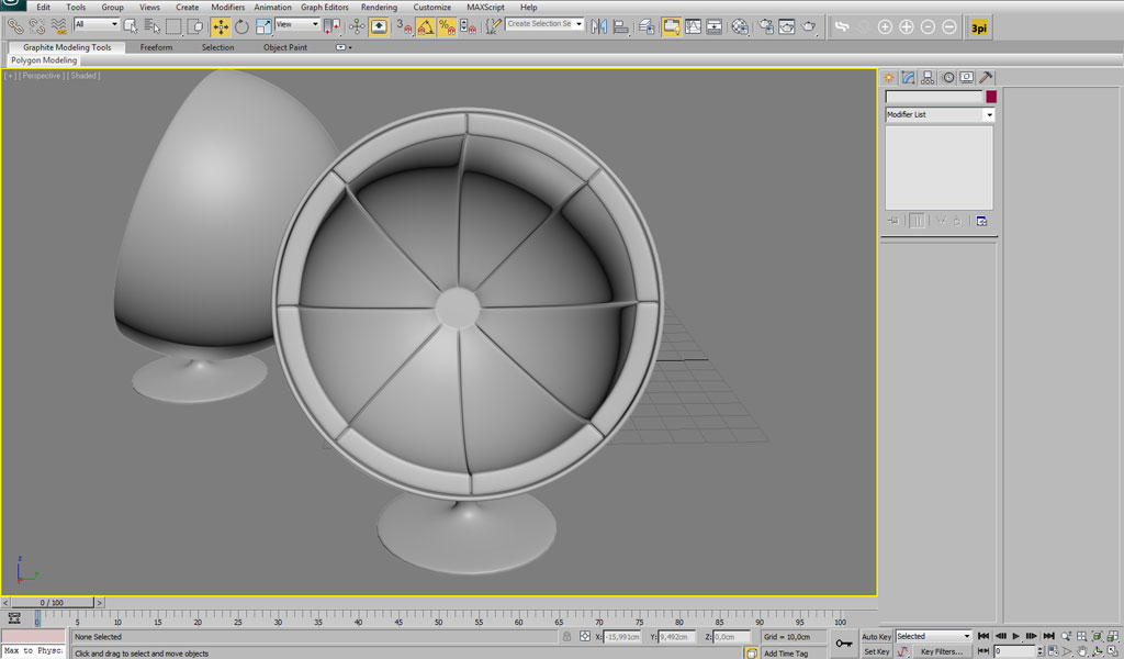3ds max how to add text to objects