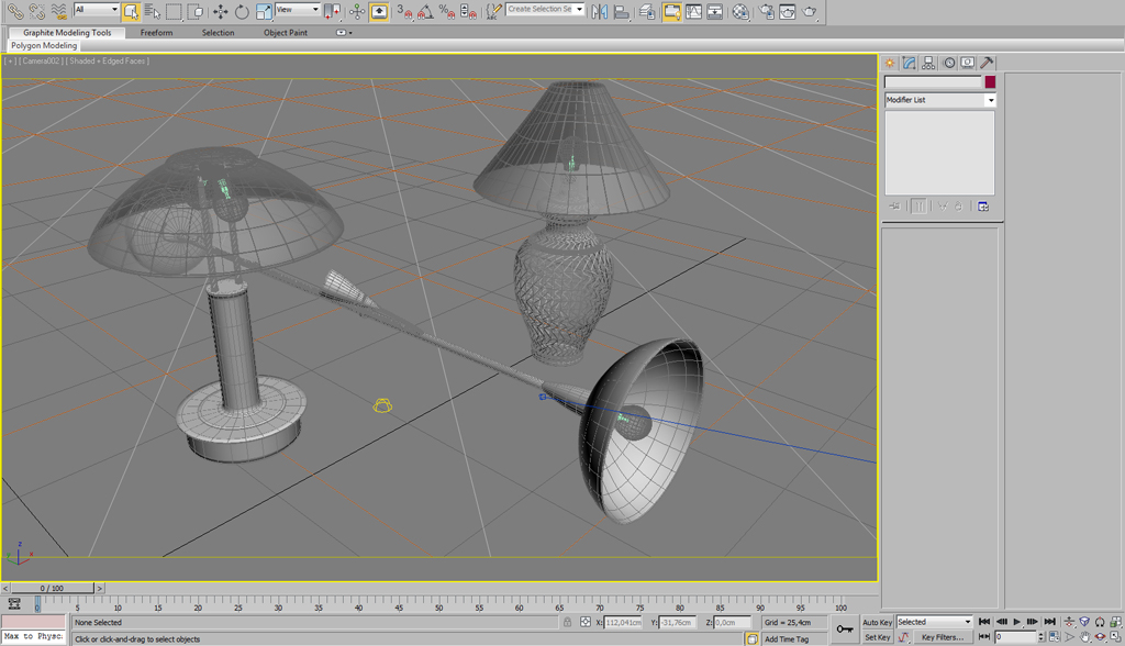 how to create object glow without mental ray