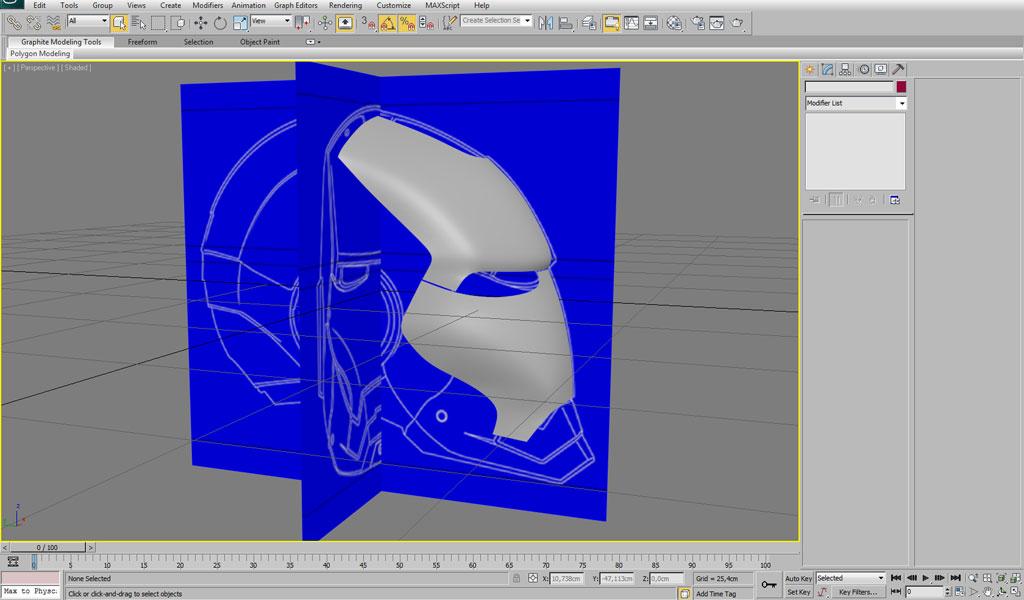 Modelling iron man helmet using 3ds max weapons 3d sphere 3ds modelling iron man helmet using 3ds max malvernweather Choice Image